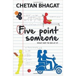 Five Point Someone -  Chetan Bhagat(Paperback)