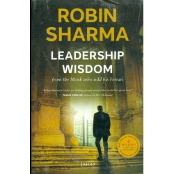 Leadership wisdom by Robin Sharma