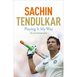 Playing it my way - Sachin
