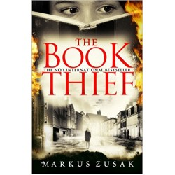 The book thief by markus zusak (Paperback)