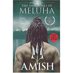 The Immortals of Meluha -  Amish Tripathi(Paperback)