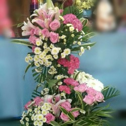 Beautiful Cascading Arrangement Bouquet