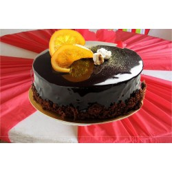 Chocolate Excess Pastry Eggless Cake