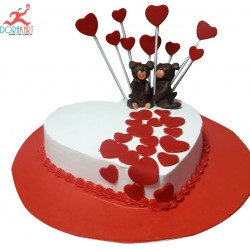 Love In Abundunce Cake