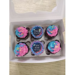 Special Birthday Cup Cakes