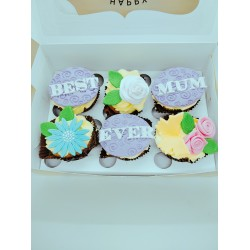 Special love on MOM - Cup cakes
