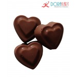 Chocolate Box - 18 Pieces Heart shape chocolates