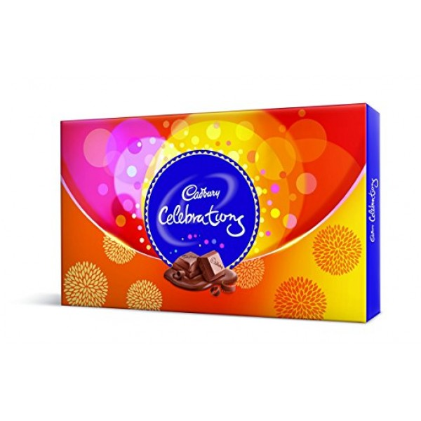 Cadbury Celebrations Chocolate Gift Pack (168 Gms)