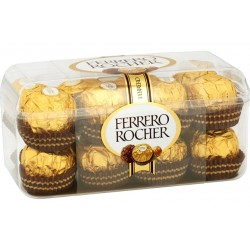 Ferrero Rocher 16 Pieces Gift Box (200 Gms)