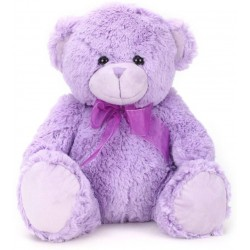 Purple Colour Teddy Bear (40 cm)