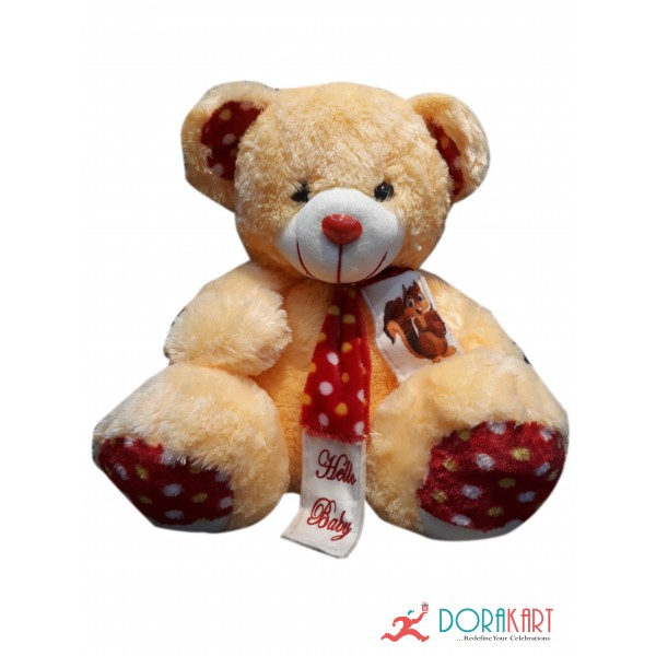 Bear Plush Walk Teddy Bear -  15 Inch