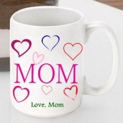 Personalized Printed Mug  - Mothers Day