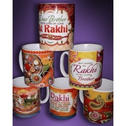 Raksha Bandhan Special Customized Mug