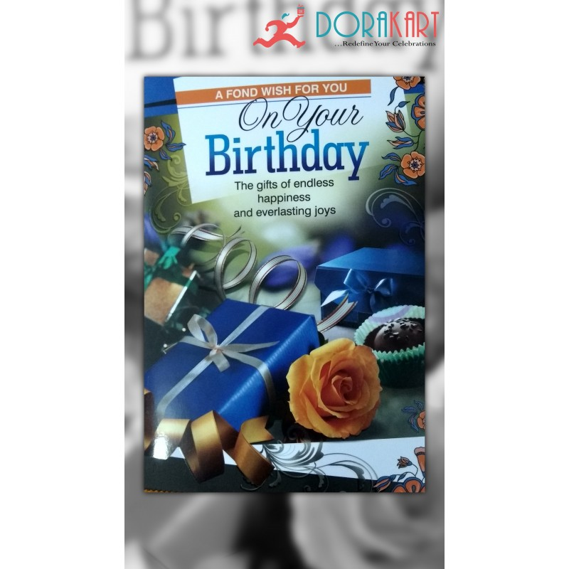 Dorakart greeting cards online greeting cards delivery greeting on your birthday greeting card m4hsunfo
