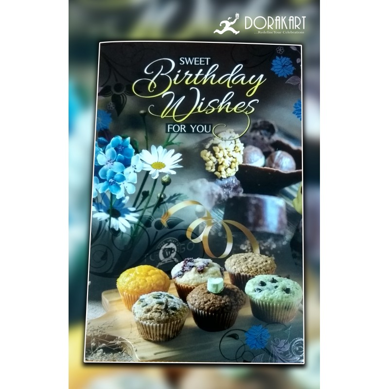 Dorakart greeting cards online greeting cards delivery greeting sweet birthday wishes for you greeting card m4hsunfo