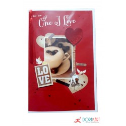 Love Express Greeting Card