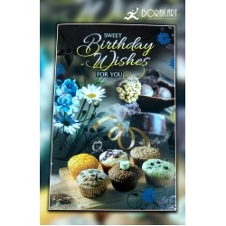 Sweet Birthday Wishes for You - Greeting Card