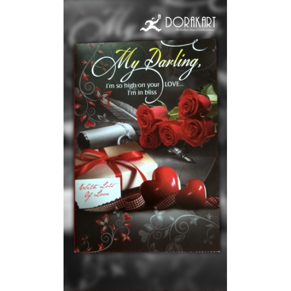 My Darling - Greeting cards