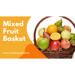 Seasonal Mix Fruit Basket