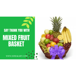 Assored Fruit Basket
