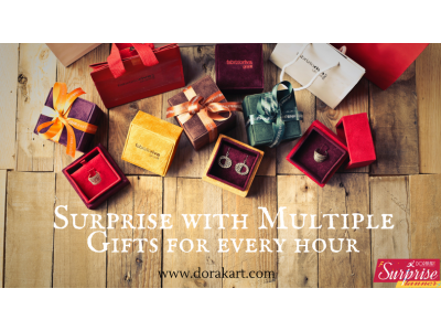 Multiple Gifts for every hour