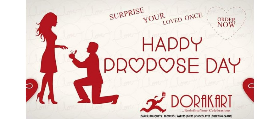 Propose Day - 8th Feb